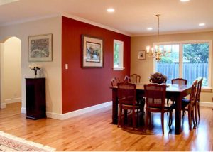 "3/4"" x 2 1/4"" red oak natural hardwood flooring"