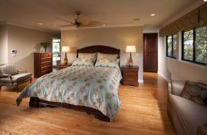 Stained Red Oak Hardwood Flooring 11
