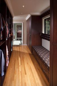 Stained Red Oak Hardwood Flooring 10
